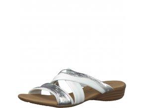 Tamaris dámské pantofle 1-27114-28