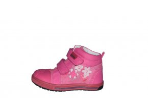 Protetika dívčí obuv PIPA fuxia