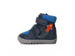 D.D. step chlapecká zimní obuv 029-75