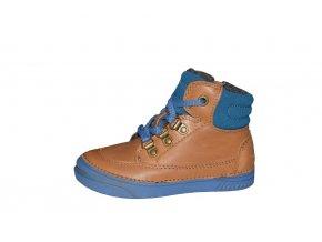 D.D. step chlapecká zimní obuv 040-15BL
