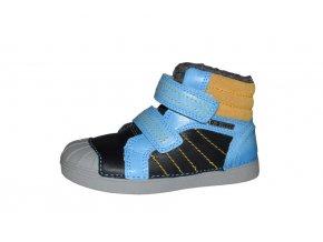 D.D. step chlapecká zimní obuv 043-504BL