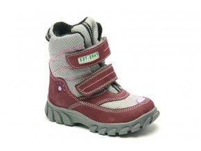 Fare 848291 dětská kožená obuv