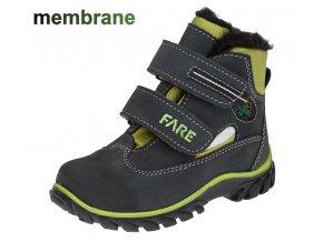 Fare dětská zimní obuv 840261