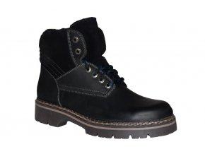 Gruna pánská zimní obuv PZ7-G0496z62