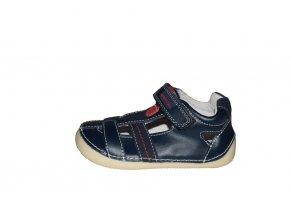 Protetika dětské sandály GLEN navy