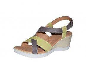 Medistyle dámské sandály ELZA 8E-PN27-LA