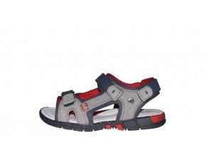Protetika chlapecké sandály LARVIK