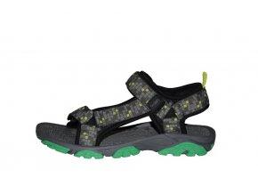 Bugga chlapecké sandály B00148-09
