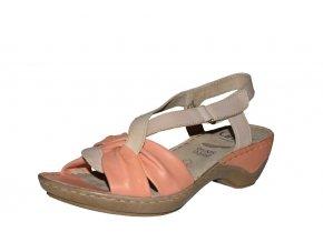 Caprice dámské sandály 9-28658-22