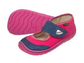Fare dětská textilní obuv 5163451