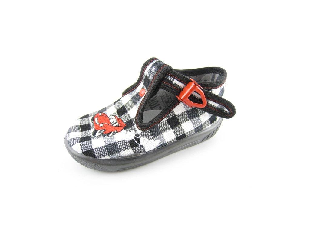Dětská domácí obuv Ula 120 (Velikost 18)