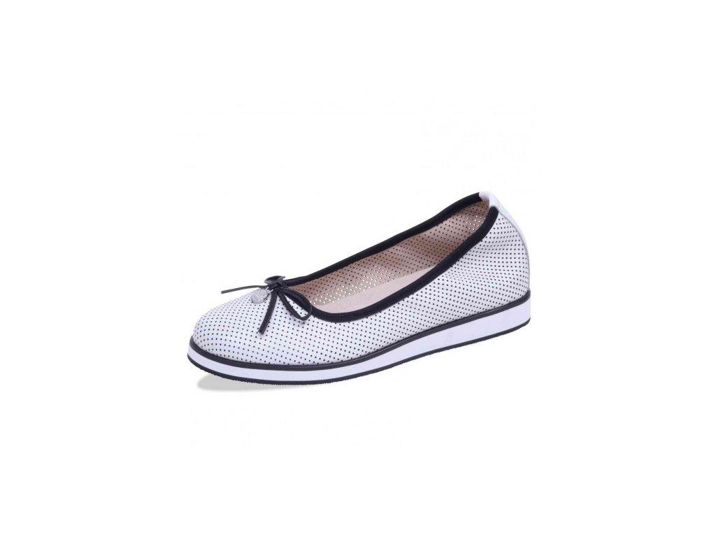 Dámské boty CAPRICE 9-22125/20 (Barva Bílá, Velikost 42)