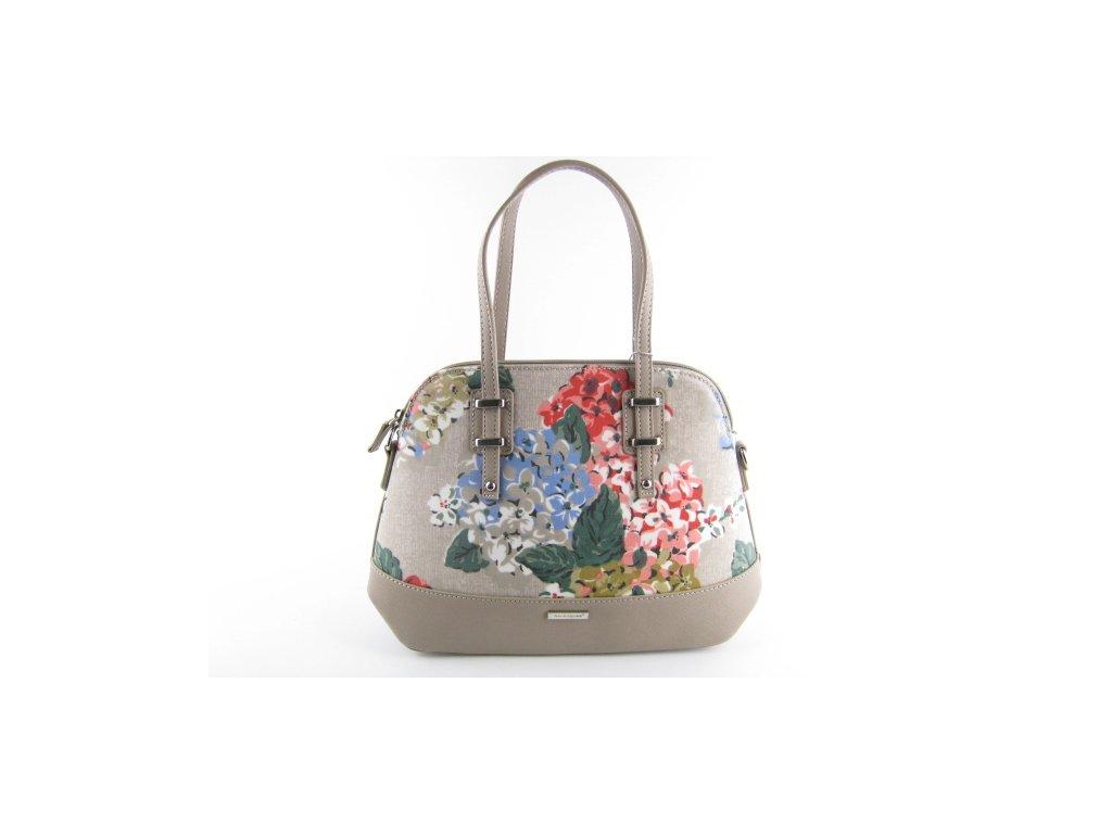 dámská kabelka 5750-1 (Barva hnědá)