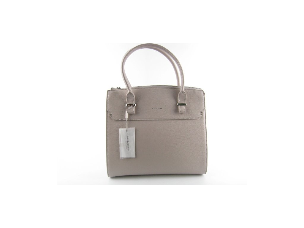 Dámská kabelka 5762-3 (Barva růžová)