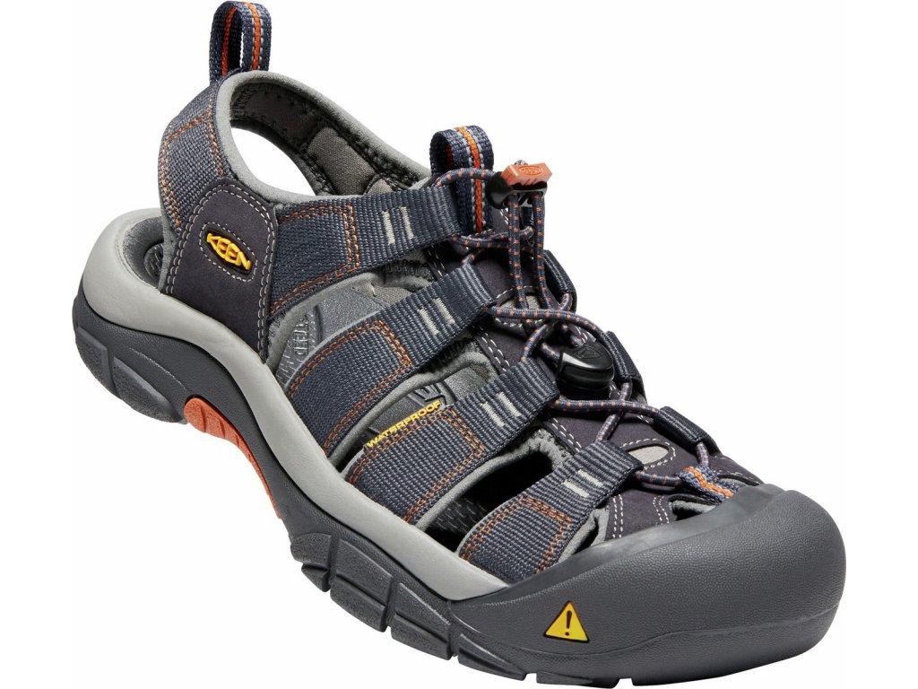 Pánské boty Keen NEWPORT INDIA (Barva šedá, Velikost 47)