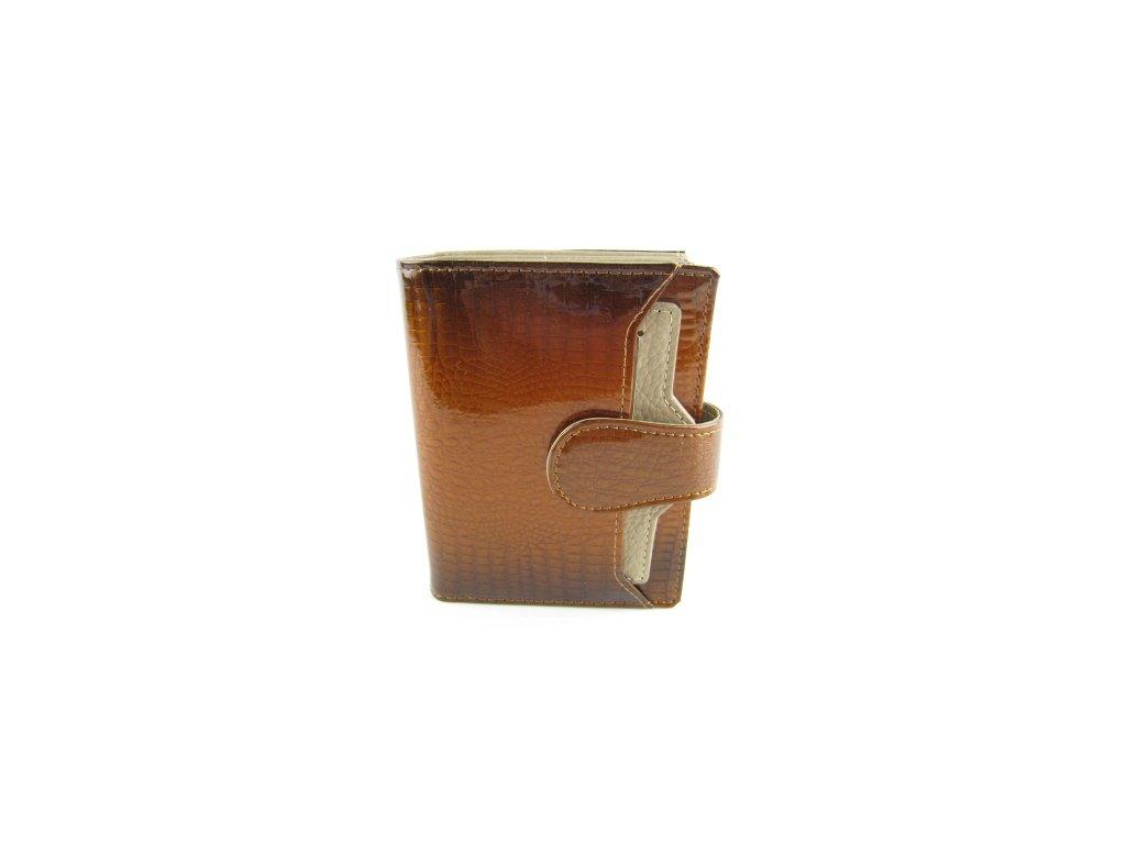 Dámská kožená peněženka F8 90063 (Barva hadinka)