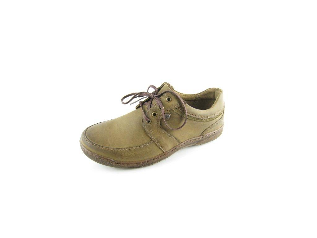 Pánská obuv 741/50 (Barva hnědá, Velikost 45)