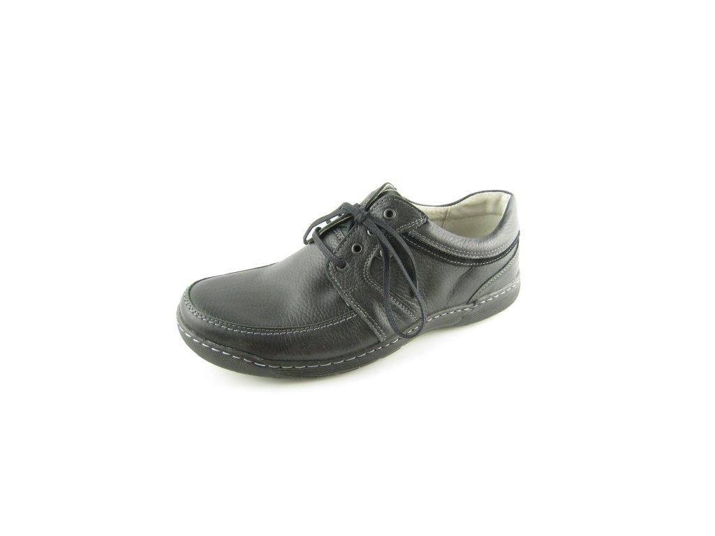 Pánská obuv 741/60 (Barva černá, Velikost 45)