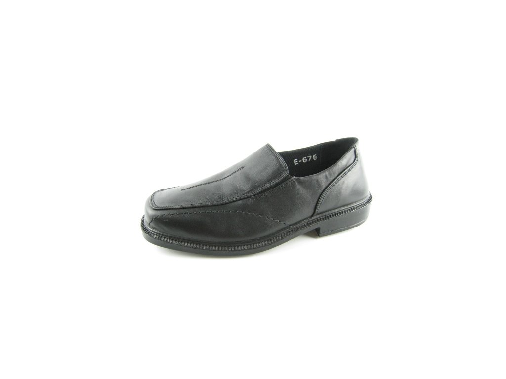 Pánská obuv E676 (Barva černá, Velikost 46)