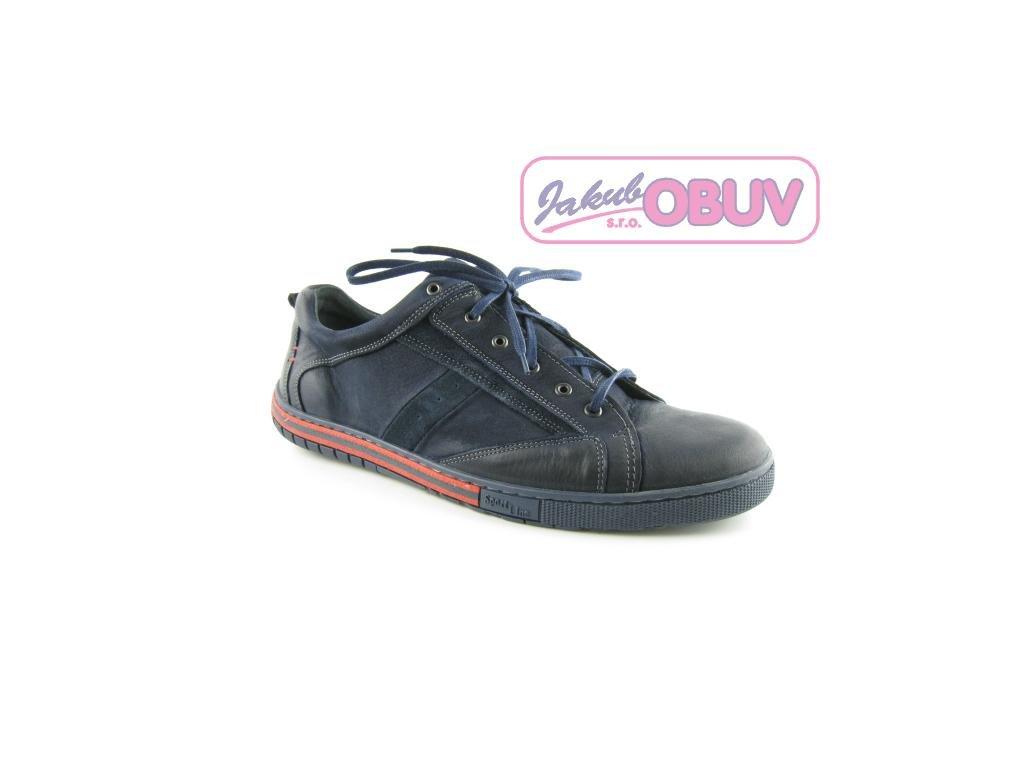 Pánská obuv RIKO 758 (Barva Modrá, Velikost 45)