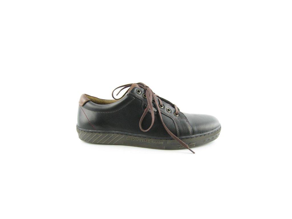pánská obuv RIKO 729 (Barva hnědá, Velikost 45)