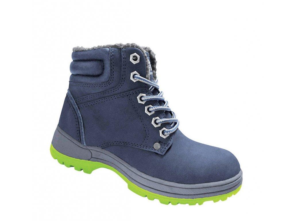 Dětská obuv PEDDY PV5363725 AKCE (Barva Modrá, Velikost 35)