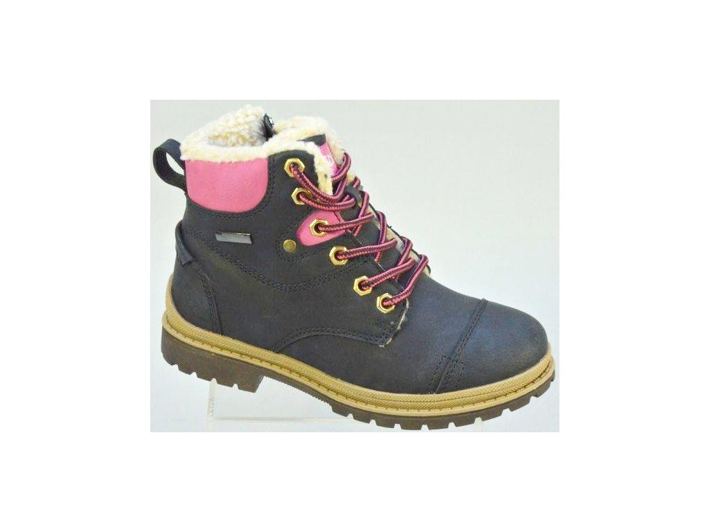 Dětská obuv PEDDY PX5363706 (Barva Modrá, Velikost 33)