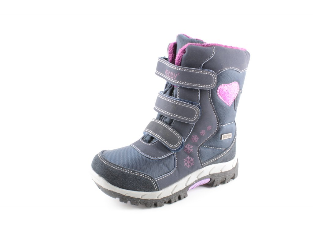Dětská obuv PEDDY PX5313702 (Barva Modrá, Velikost 35)