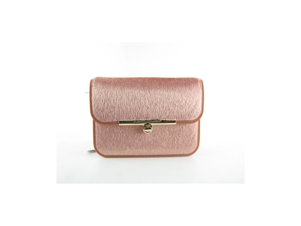 Dámská kabelka David Jones K012 (Barva růžová)