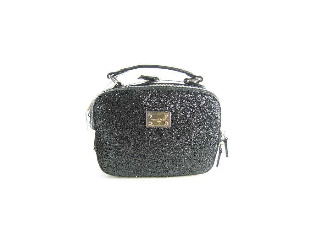 Dámská kabelka 5836-1 AKCE (Barva černá)
