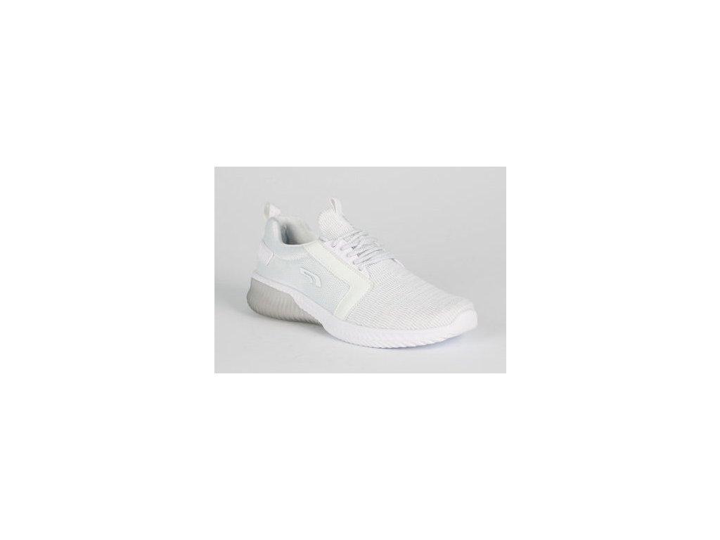 Dámská sportovní obuv FF91540-3-3 AKCE DOPRODEJ (Barva stříbrná, Velikost 41)