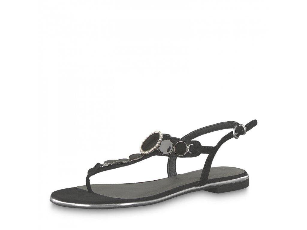 Dámská obuv Tamaris 1-28151/22 (Barva černá, Velikost 41)