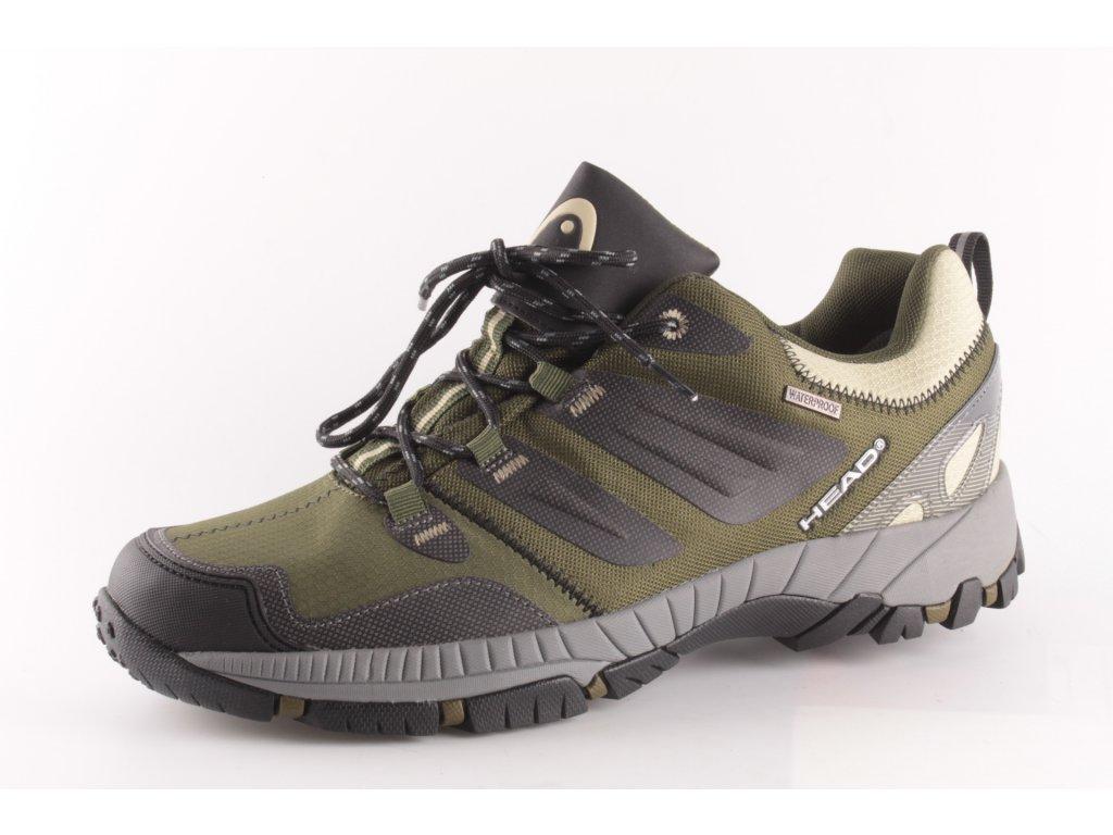 Pánská obuv HEAD SP H11093808 outdoor (Barva Zelená, Velikost 46)