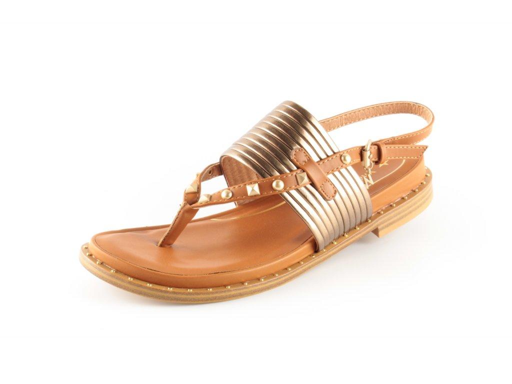 Dámská obuv Wrangler WL91653A (Barva hnědá, Velikost 41)