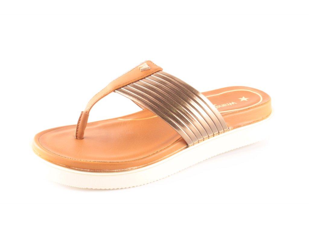 Dámská obuv Wrangler WL91651A (Barva hnědá, Velikost 41)