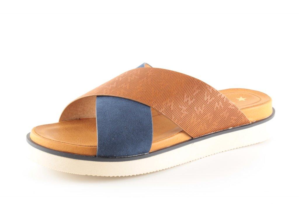 Dámská obuv Wrangler WL91640A (Barva hnědá, Velikost 41)