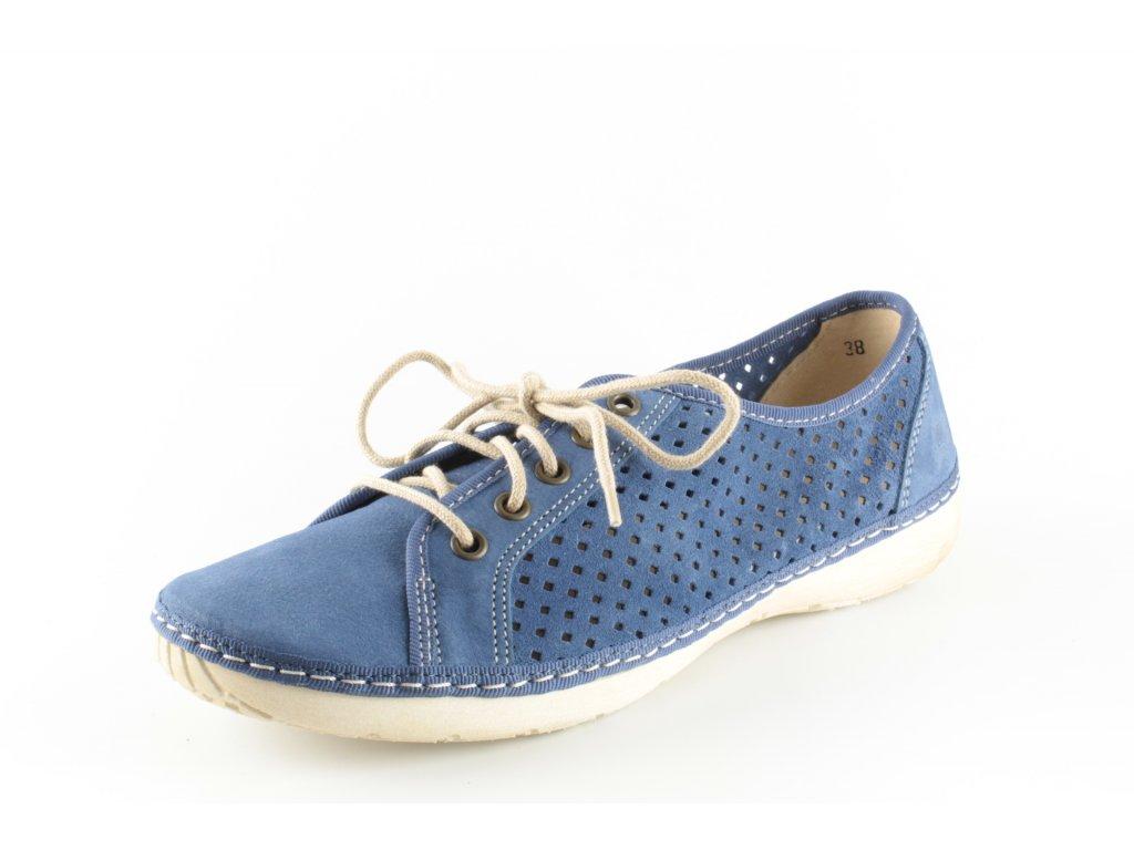 Dámské boty Weinbrenner W1903.73 (Barva Modrá, Velikost 38)