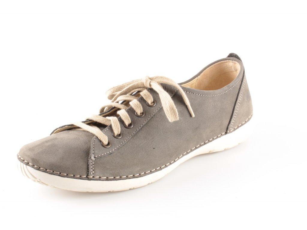 Dámské boty Weinbrenner W1905.21 (Barva šedá, Velikost 37)