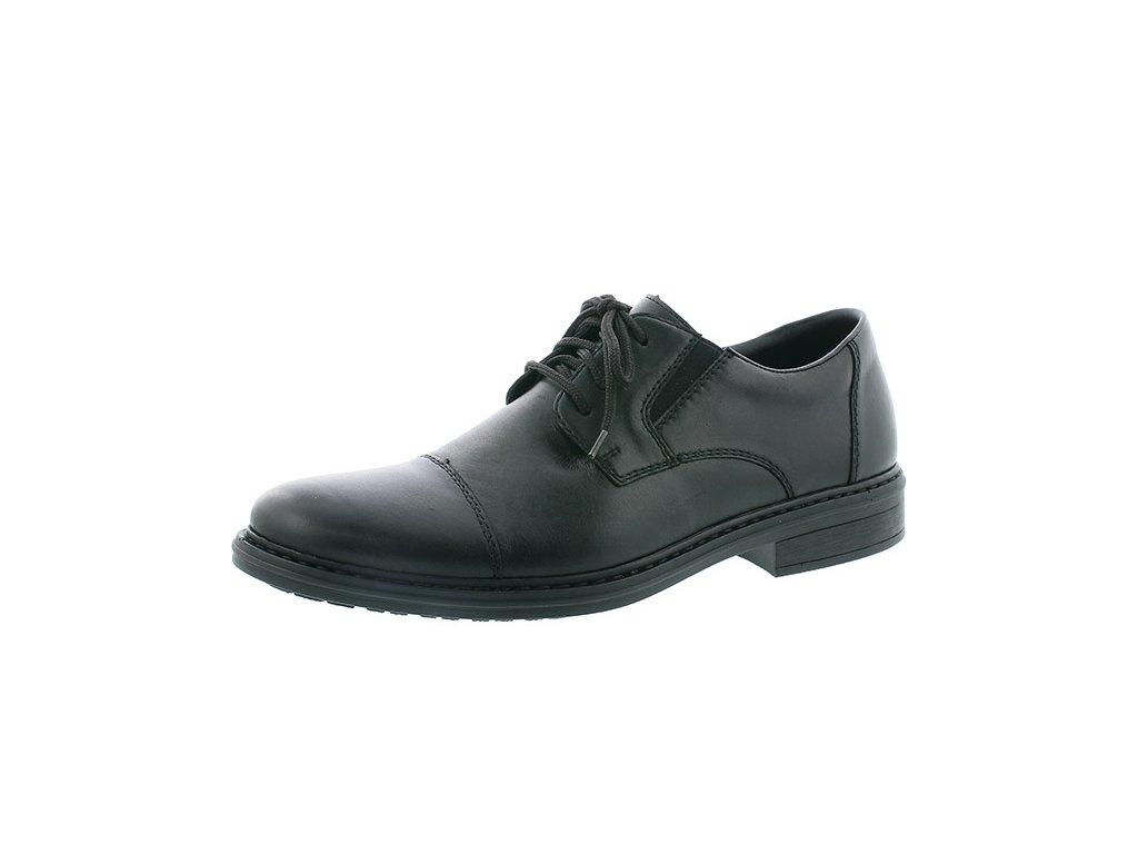 Pánská obuv Rieker 17642-00 (Barva černá, Velikost 47)