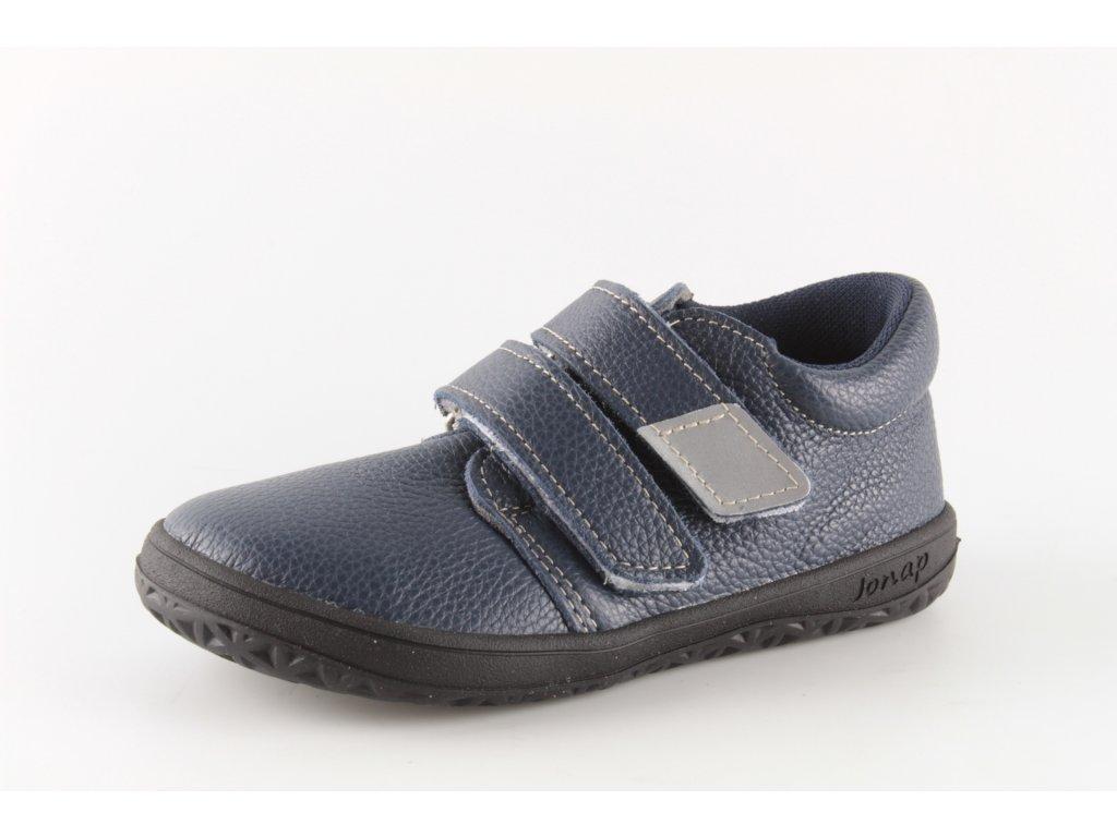 Dětská obuv Jonap B1 VELCRO/90 modrá (Barva Modrá, Velikost 25)