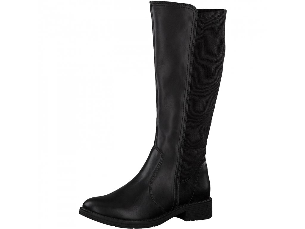 Dámské boty Jana 8-25560/23 (Barva černá, Velikost 42)