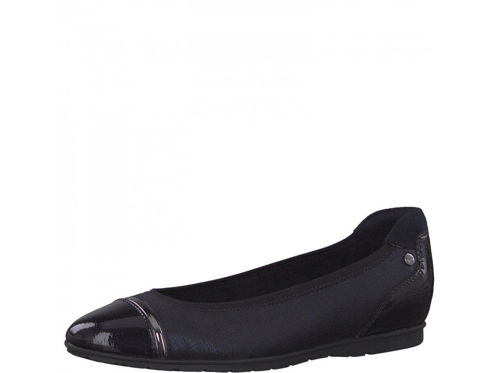 Dámská obuv Tamaris 1-22103/23 (Barva Modrá, Velikost 42)