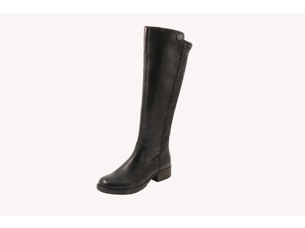 Dámská obuv Rieker Z9591-00 (Barva černá, Velikost 42)