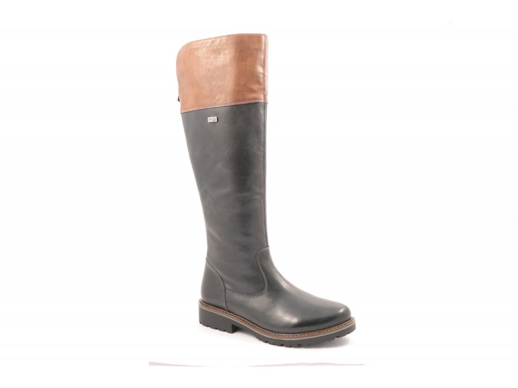 Dámská obuv Rieker R6581-02 (Barva černá, Velikost 43)
