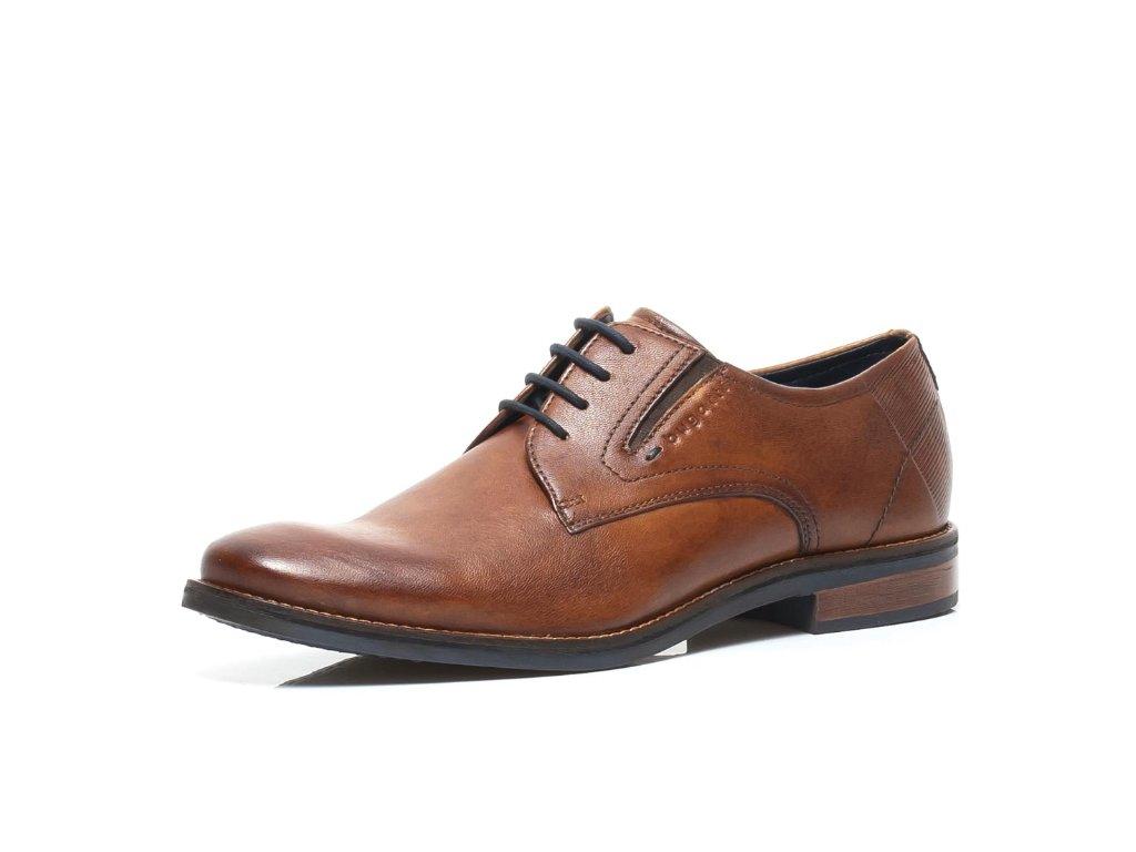 Pánské boty BUGATTI 311-81802 (Barva hnědá, Velikost 46)