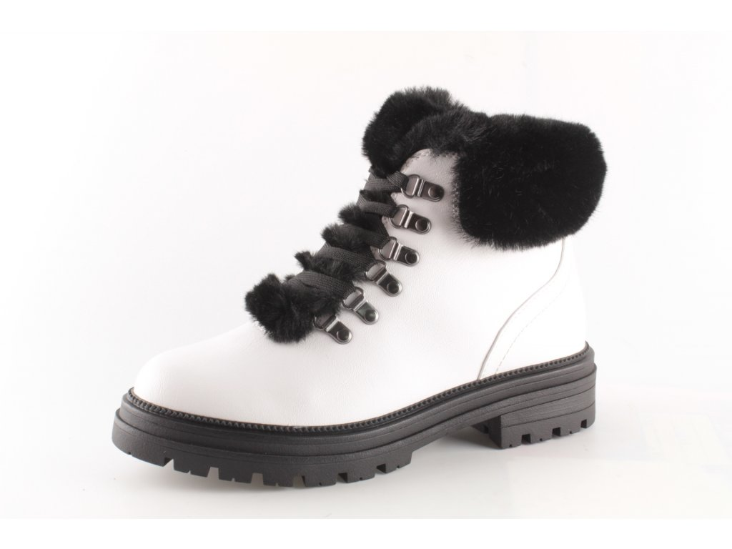Dámské boty Marco Tozzi 2-26292/23 (Barva Bílá, Velikost 42)