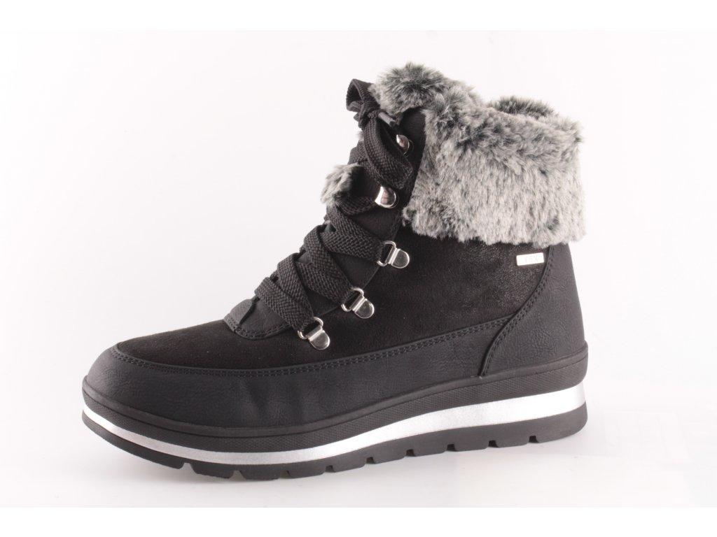 Dámské boty Caprice 9-26220/23 (Barva černá, Velikost 40)
