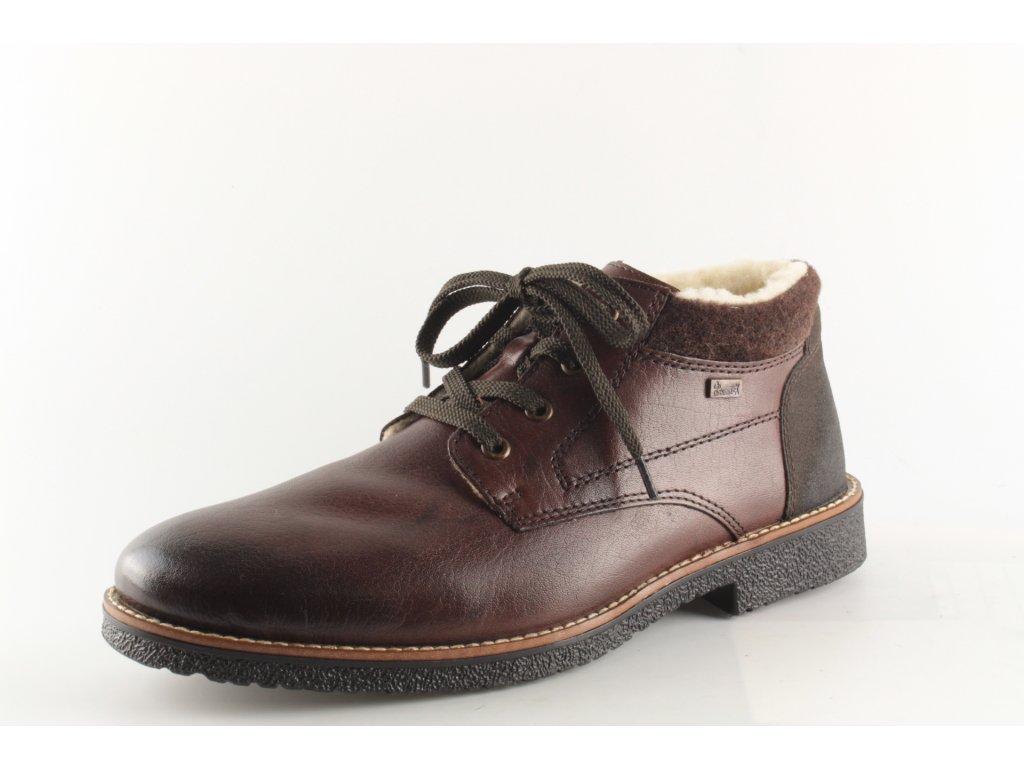 Pánské boty Rieker 13640-25 (Barva hnědá, Velikost 46)
