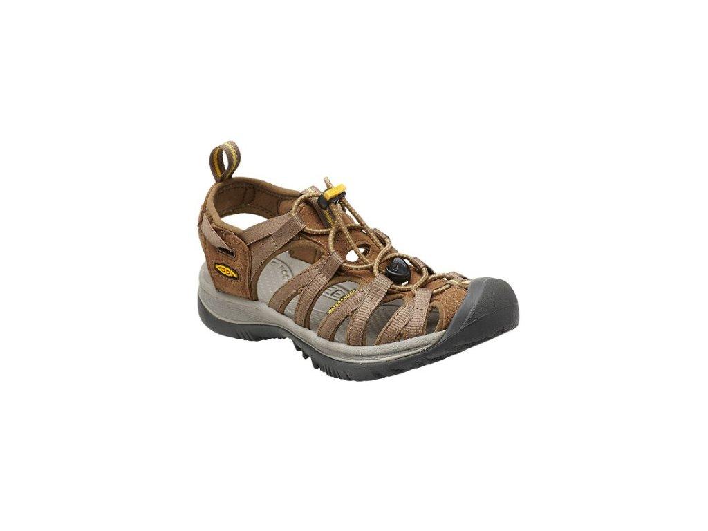 Dámské letní boty Keen WHISPER COFFEE (Velikost 42)
