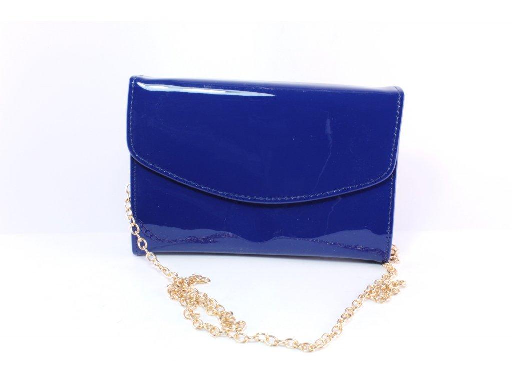 Dámská kabelka PSANÍČKO KAB FO 1124-30 cenový HIT (Barva Modrá)
